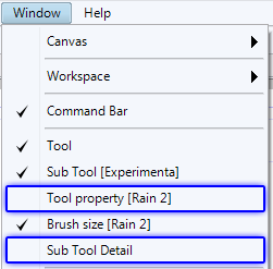 clip studio paint download size